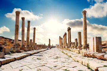 Jerash Halbtagesausflug von Amman