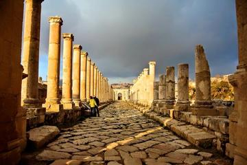 One Day Private Tour: Jerash and Ajloun Castle From The Dead Sea