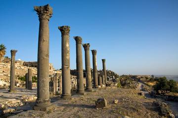 One Day Tour: Umm Qais, Jerash and Ajloun From Amman