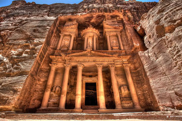 Petra and Little Petra Day Full-Day Private Tour from Amman