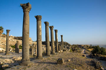 Private Full-Day Tour: Umm Qais, Jerash, and Ajloun from Amman