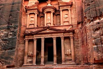 Private Full-Day Trip To Petra And...