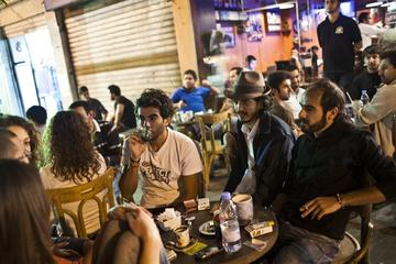 Tour Of Amman By Night From Dead Sea