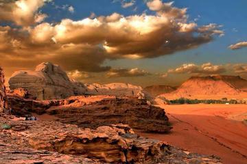 Travel From Petra To Wadi Rum Back To Amman City Or Airport