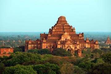 Visite privée d'une journée à Bagan