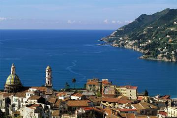 Excursion privée en bord de mer sur la côte amalfitaine et à Pompéi