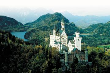 Visite nocturne indépendante Route romantique à Füssen au départ de...