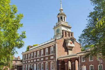 Recorrido a pie por Filadelfia y la Constitución