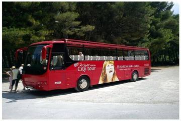 Excursion en bus touristique à Split
