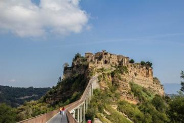 Orvieto and Civita di Bagnoregio...