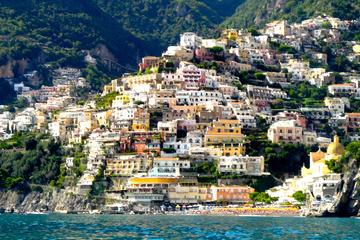 Private Day Trip from Naples to Amalfi Coast and Ruins of Pompeii