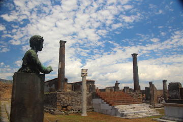 Private Tour: Pompeii Ruins from Rome