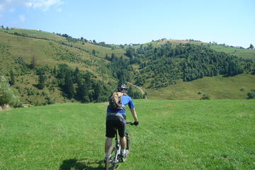 Mountain Bike Day Tour around Brasov