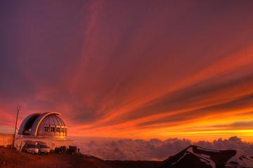 マウナケア山頂と星空観測、コナとワイコロアを行…
