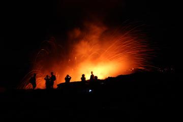 Big Island Hike to Molten Lava