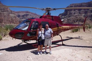 グランドキャニオンオールアメリカンヘリコプター…