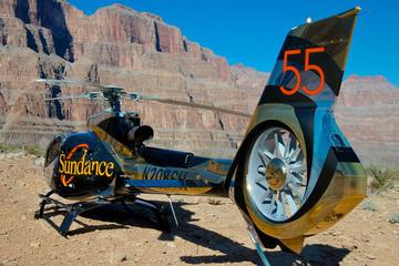 Recorrido por el Gran Cañón en helicóptero al estilo americano