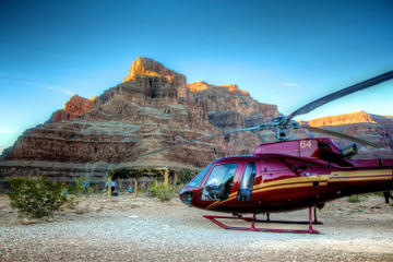 Tour in Elicottero dal Grand Canyon West Rim