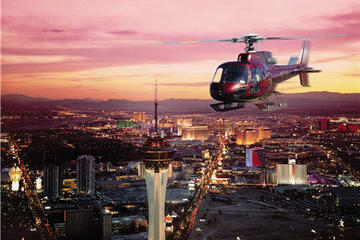 Vegas Strip And Hoover Dam Twilight Helicopter Tour  Las Vegas  Viator