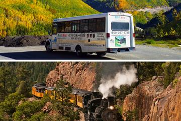Bus to Silverton and Train to Durango...