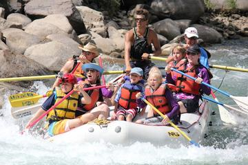 Day Trip Economy Family Rafting In Durango near Durango, Colorado
