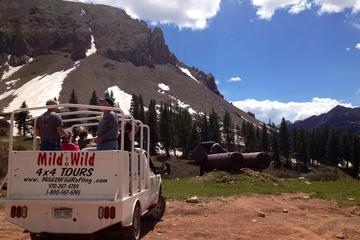 La Plata Canyon Jeep Tours near...