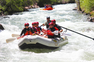 Book Telluride Rafting on the San Miguel River- Half- Day Afternoon on Viator