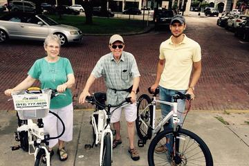 Book Private Tour: Electric or Traditional Bike Tour in Savannah on Viator
