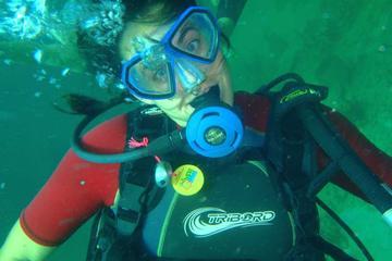7jours de cours de plongée sous-marine avancée en mer ouverte PADI à...