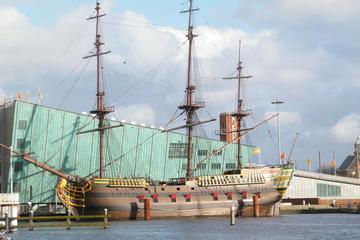 Amsterdam Führung durch das...