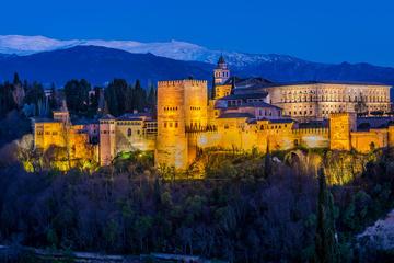 Alhambra Evening Tour with Optional Flamenco Show