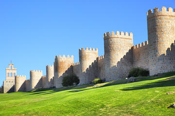 Avila and Salamanca Guided Day Tour from Madrid
