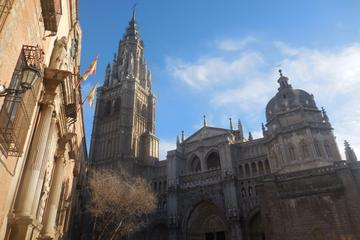 Full-Day Private Tour of Toledo and...