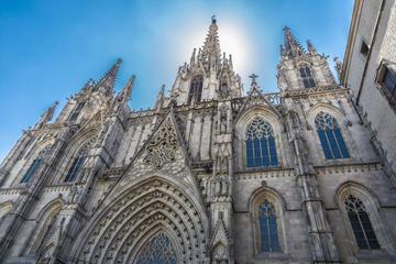 La Sagrada Familia, el Parque Güell y el Barrio Gótico de Barcelona...