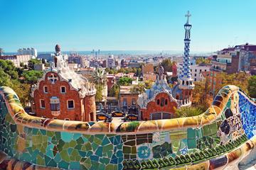 Park Güell und Sagrada Familia - geführte Tagestour in Barcelona