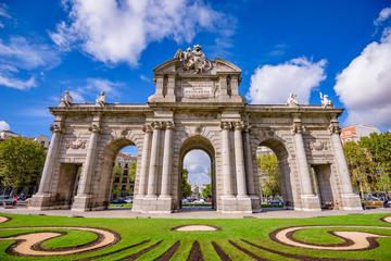 Recorrido de un día guiado en Madrid incluyendo El Escorial