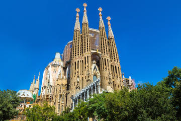 Sagrada Familia Afternoon Tour with Optional Optional Towers Access