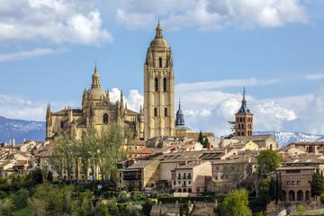 Super Saver:Toledo and Segovia Plus...