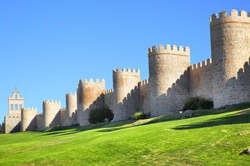 Tagesausflug von Madrid nach Ávila und Salamanca