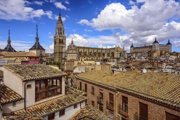 Toledo Full Day Guided Tour with...