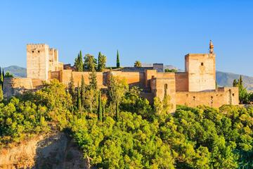 Viator Exclusive: Priority Access to Alhambra and Generalife Gardens...