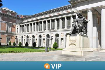 Viator VIP: tidigt inträde till Pradomuseet plus inträde till Reina ...