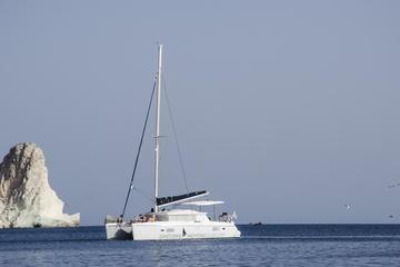 Day or Sunset Santorini Sailing Tour
