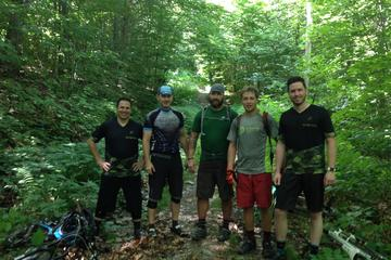 Mountain Bike Guide Service in Stowe...