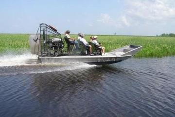 Excursão pela costa de Nova Orleans: Excursão combo de meio dia de...