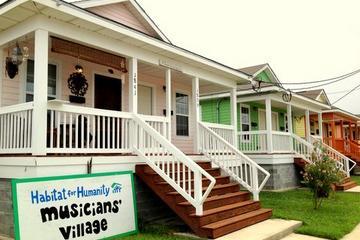 New Orleans City Sightseeing und Hurrikan Katrina Führung in kleiner...