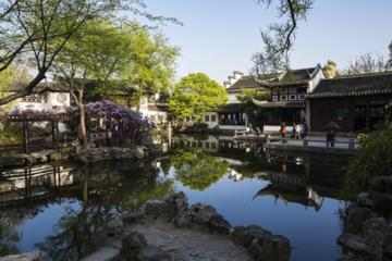 1 Day Tour to Suzhou and Zhouzhuang(from Shanghai, back)