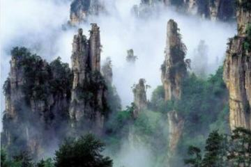 4-Day Zhangjiajie Hallelujah Mountain Tour