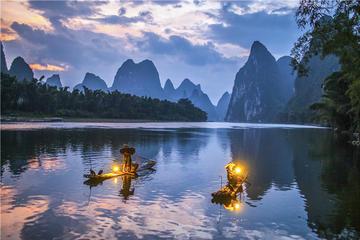 Guilin Li River Cruise to Yangshuo Full Day Tour