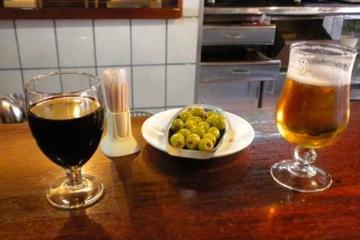 Kvällspromenad med tapas i Madrid